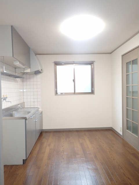 プレシアス赤城Ⅱ 2階 キッチン