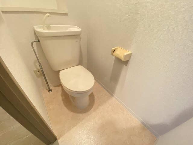 パークサイド江向 2階 WC