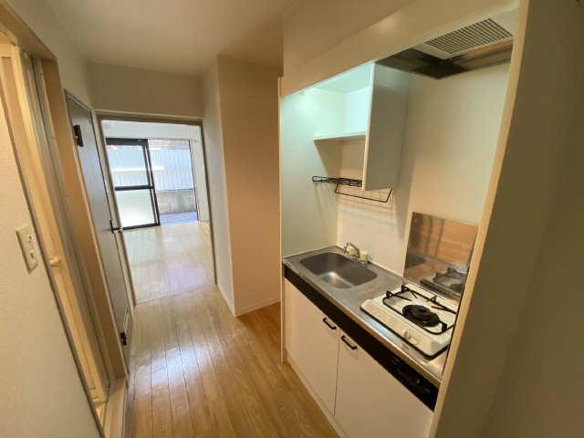 パークサイド江向 1階 キッチン