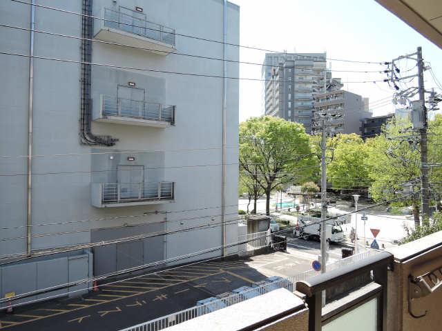 ブルーム名駅 3階 眺望