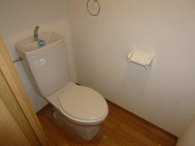 ハルモニア 6階 WC