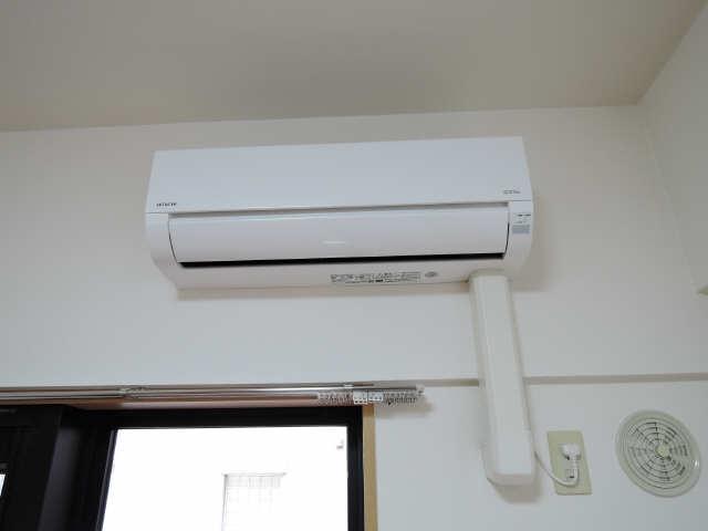 ハルモニア 10階 エアコン