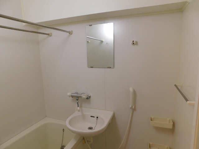 ハルモニア 10階 洗面