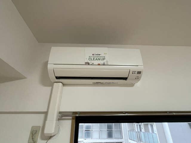 ハルモニア 5階 エアコン