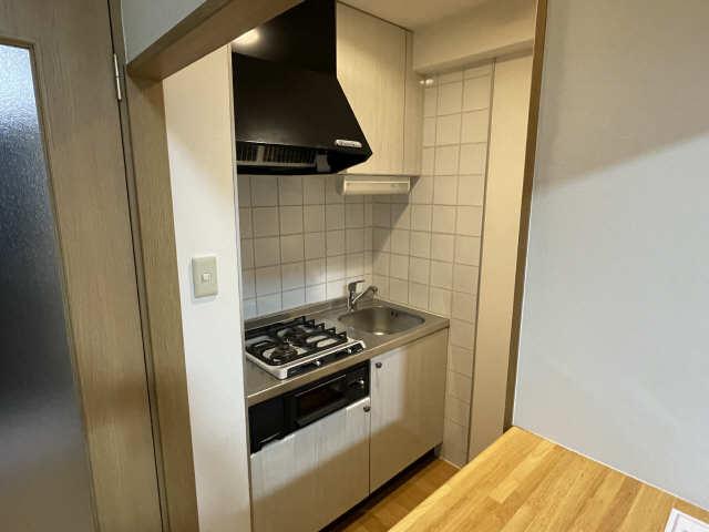 ハルモニア 5階 キッチン
