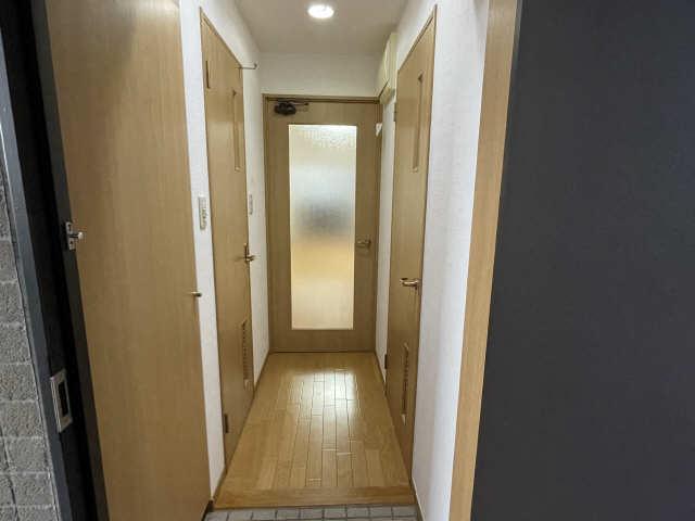 ハルモニア 5階 廊下