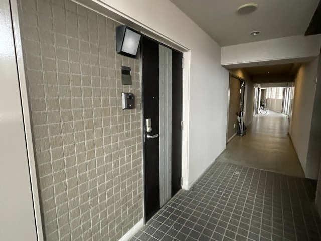 ハルモニア 5階 玄関ドア