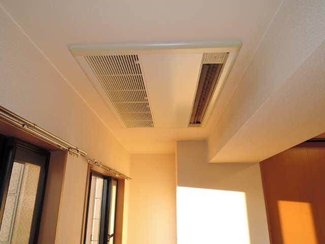 ハルモニア 6階 エアコン