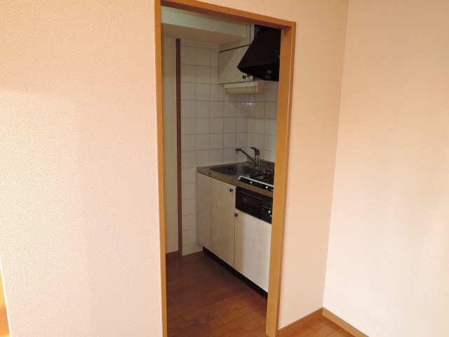 ハルモニア 6階 キッチン