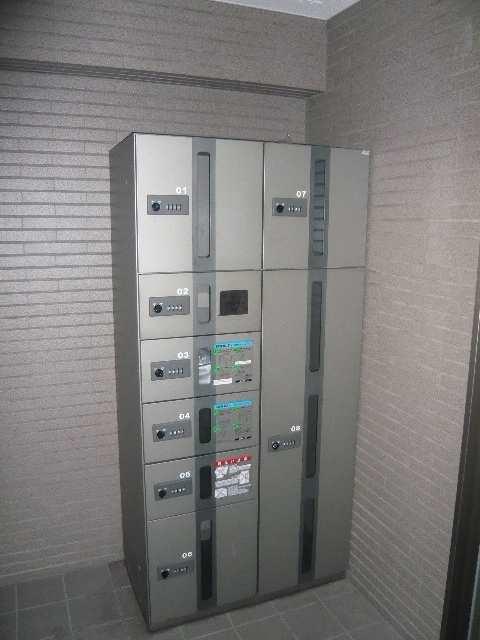 ベル名駅 8階 宅配ボックス