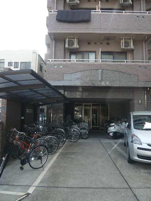ベル名駅 8階 駐輪場