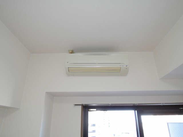 ベル名駅 8階 エアコン