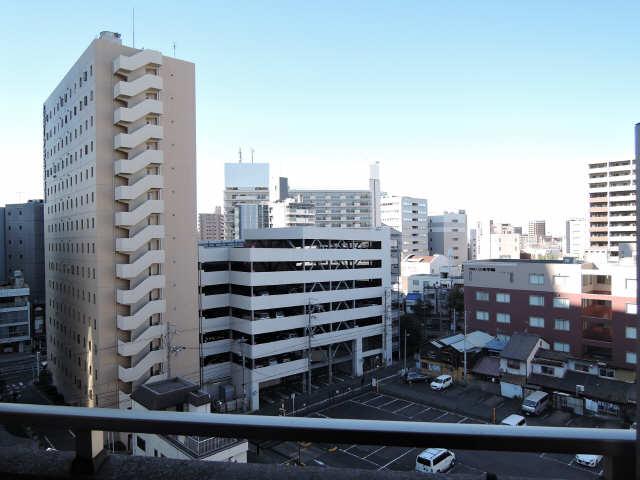 ベル名駅 8階 眺望