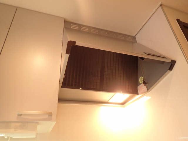 CREA花の木 2階 換気扇