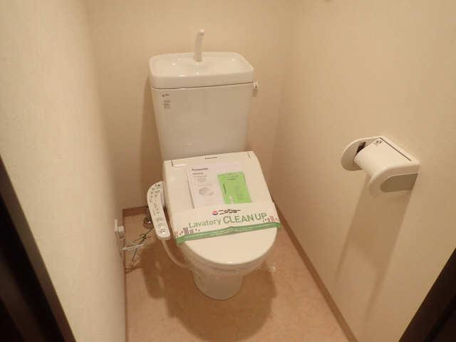 CREA花の木 2階 WC
