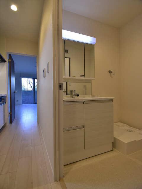 Levante 1階 洗面