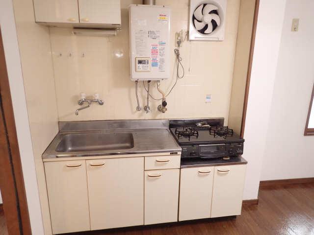 コーポあさひ弐番館 2階 キッチン