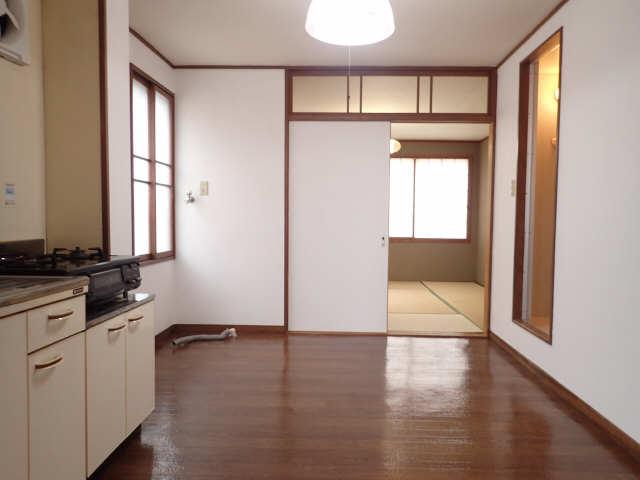 コーポあさひ弐番館 2階 リビング