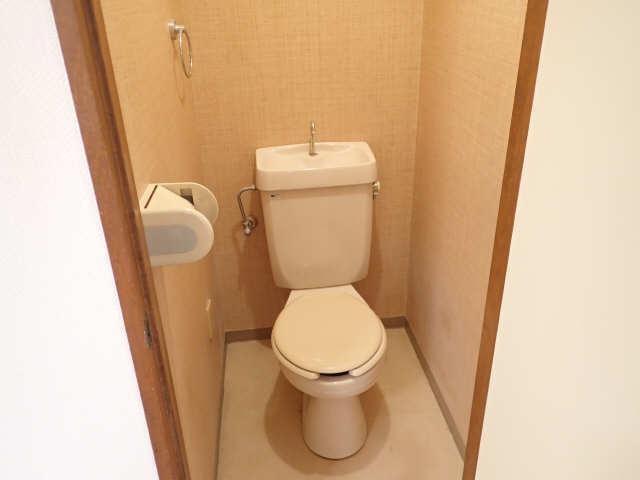 コーポあさひ弐番館 2階 WC