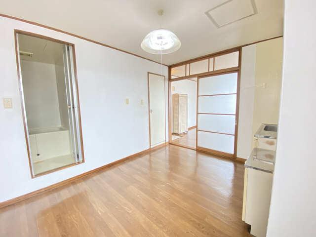 コーポあさひ弐番館 3階 ダイニング
