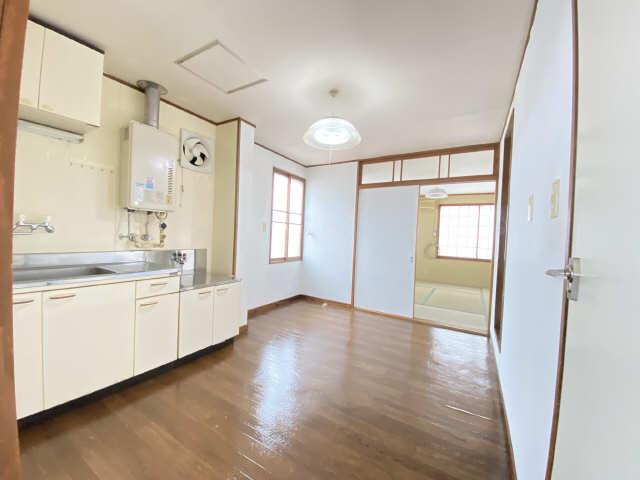 コーポあさひ弐番館 3階 室内