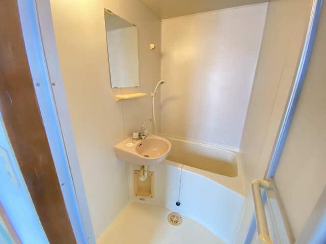 コーポあさひ弐番館 3階 浴室