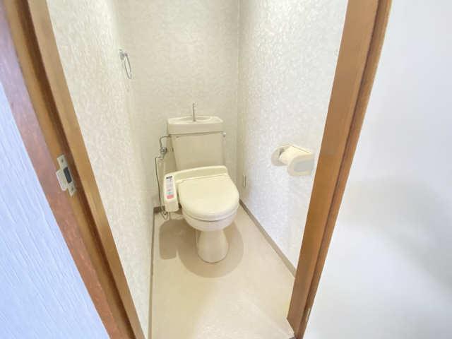 コーポあさひ弐番館 3階 WC