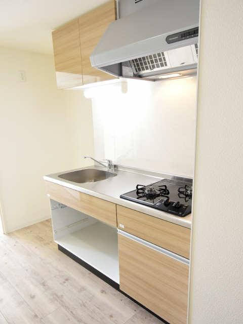 ブランボヌール浄心 12階 キッチン