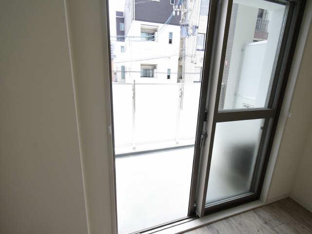 ブランボヌール浄心 12階 バルコニー
