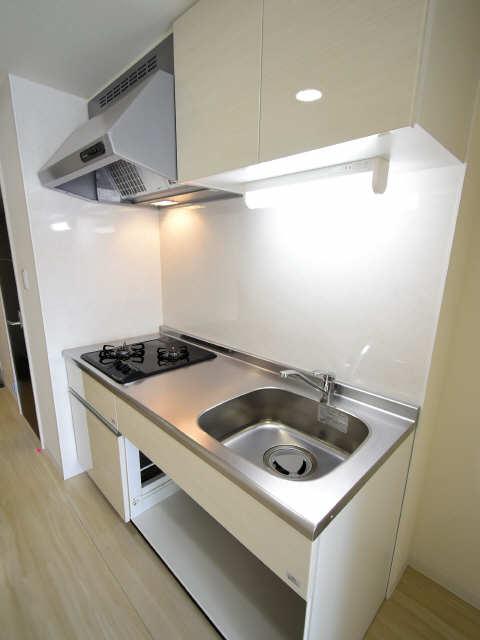 ブランボヌール浄心 2階 キッチン