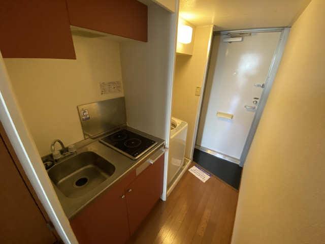 レオパレス西陵 1階 キッチン