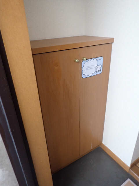 FOUR LEAVES前田 4階 シューズBOX