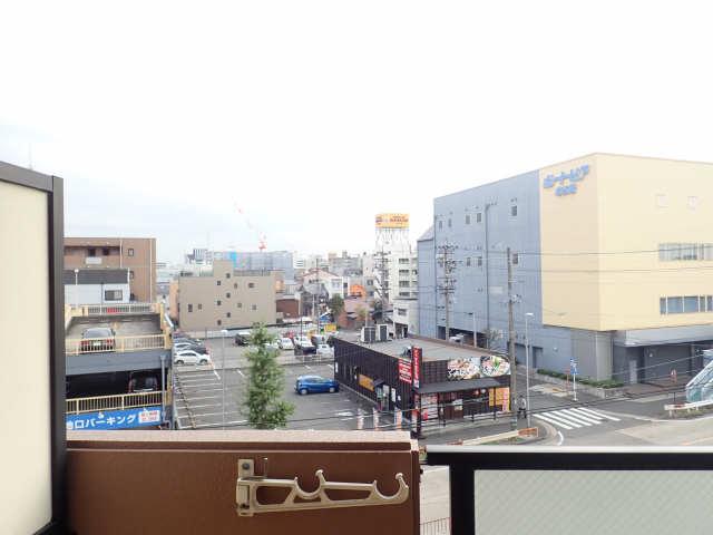 FOUR LEAVES前田 4階 眺望