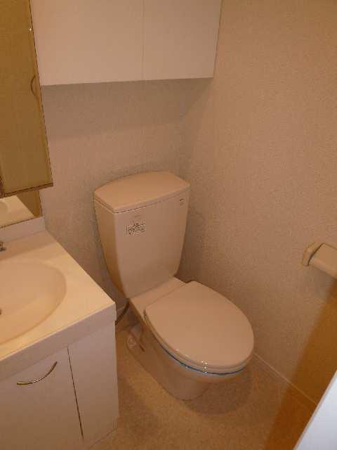ラピュタ7 1階 WC