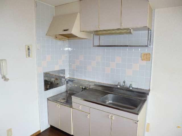 コーポラス北斗 2階 キッチン