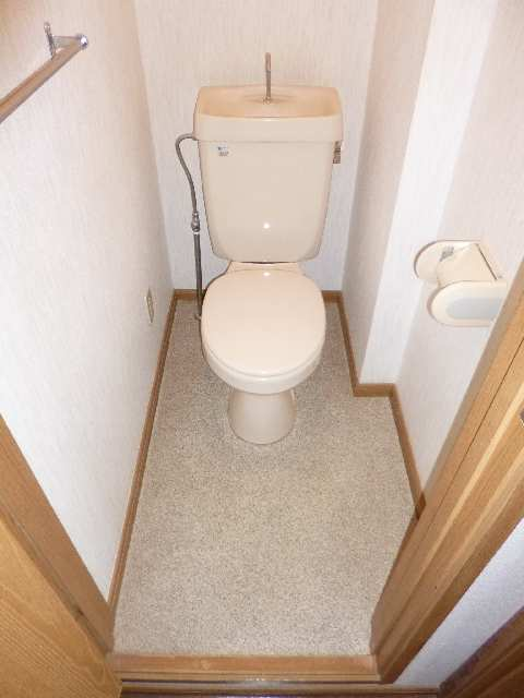 コーポラス北斗 2階 WC
