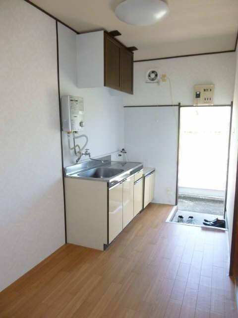 ピッコロ 2階 キッチン