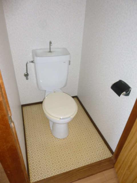 ピッコロ 2階 WC