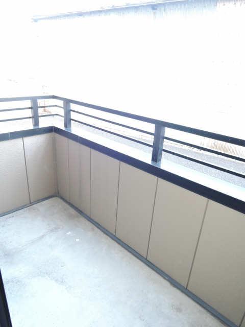 メゾンドM&R 1階 バルコニー