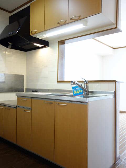 グランドエイト・K 2階 キッチン