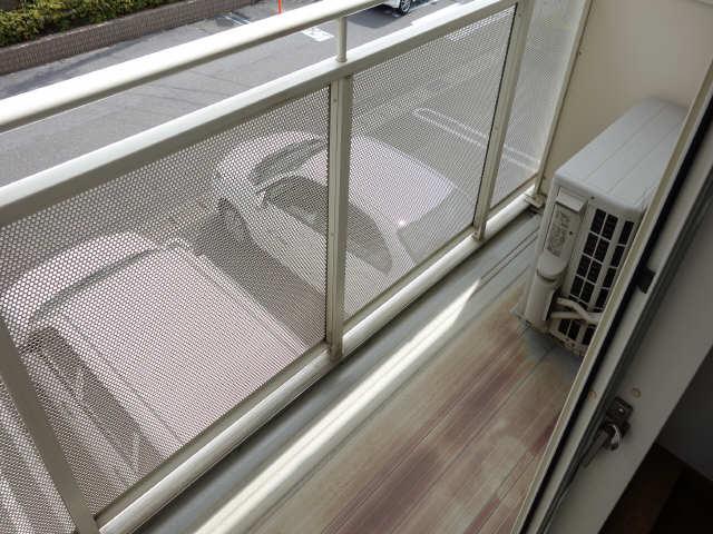 グランドエイト・K 2階 バルコニー