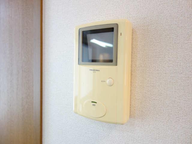 グランドエイト・K 2階 モニター付きインターホン