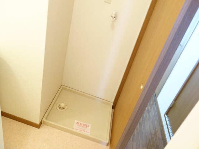 グランドエイト・K 2階 洗濯機置場