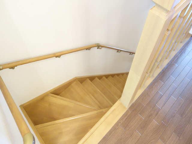 グランドエイト・K 2階 階段