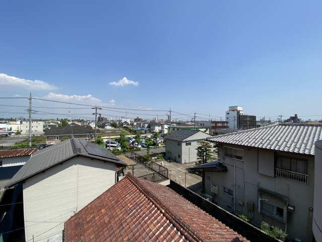 リアナ三塚一番館 4階 眺望