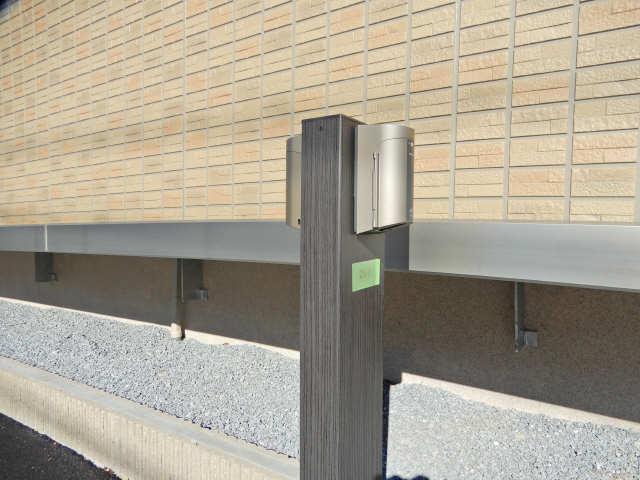 ブランシエルT 1階 EV車充電スタンド