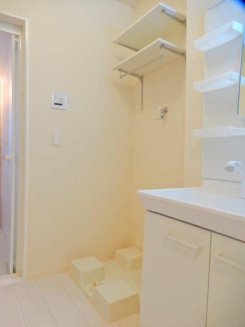 ブランシエルT 1階 洗濯機置場