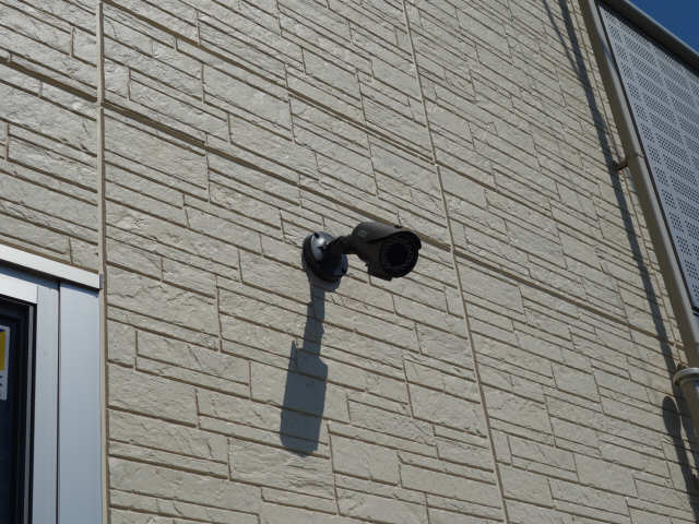 UPLAND 防犯カメラ