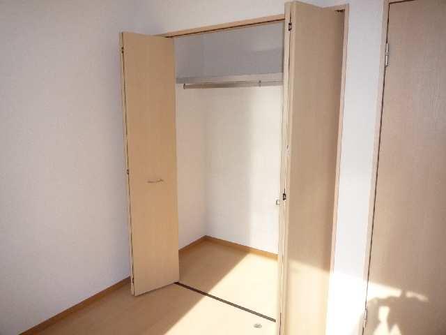 メゾンドラピュタⅢ 2階南室内収納
