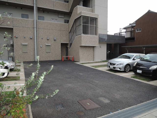 ベテル鳴子 駐車場